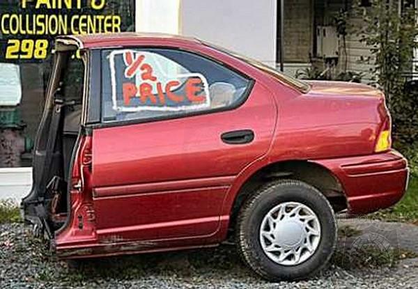 buy a really cheap used car